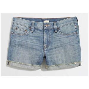 J.Crew Cut Off Denim Shorts 26